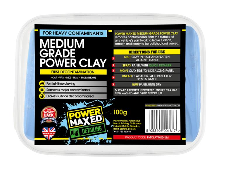 Clay Bar Medium Grade-1