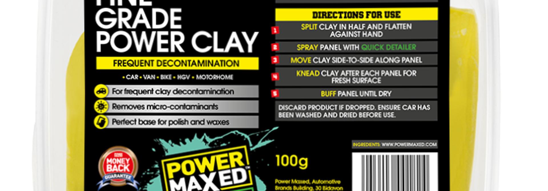 Clay Bar Fine Grade