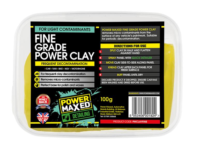 Clay Bar Fine Grade-1