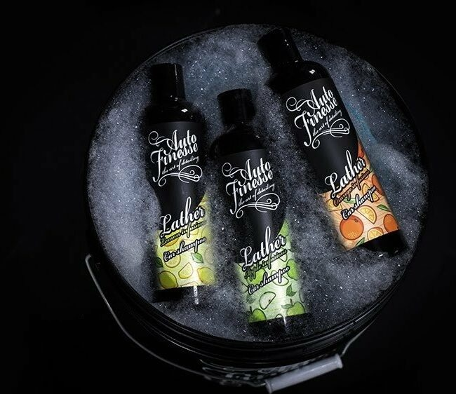 Lather Apple Infusion-3