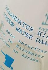 Fairwater beugelfles