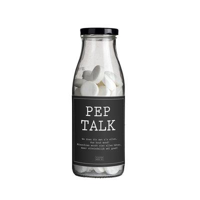 Flessenwerk Peptalk - We doen dit met z'n allen