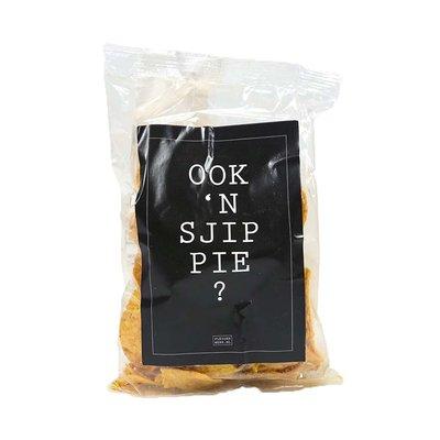 OOK 'N SJIPPIE? - tortilla chips