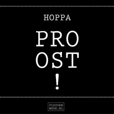 Flessenwerk Hoppa klein - proost