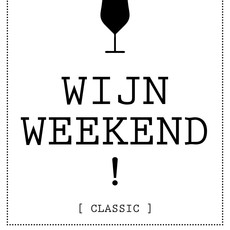 Flessenwerk Wine - Wijn weekend - Classic
