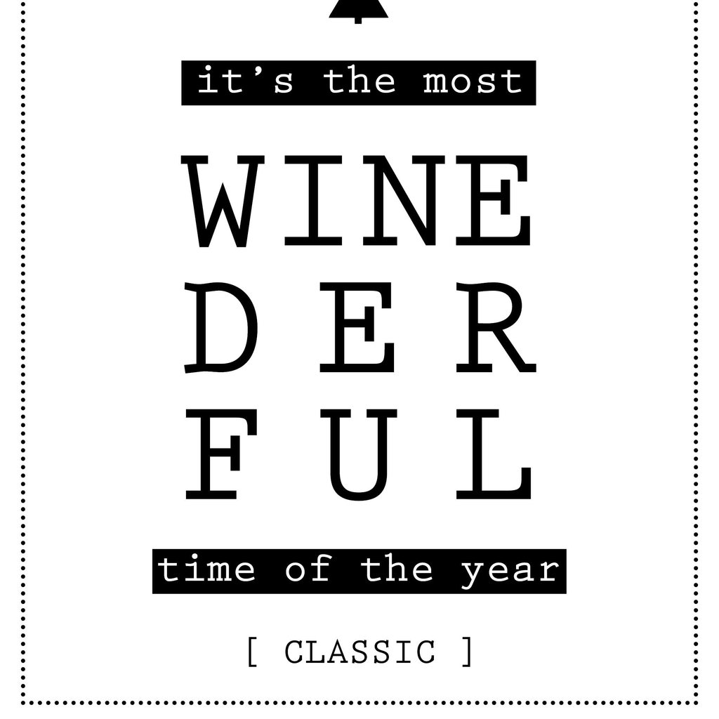 Flessenwerk Wine - Winederful - Classic