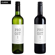 Flessenwerk Wijn - Proost! - Classic