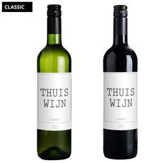 Flessenwerk Wijn - Thuiswijn - Classic