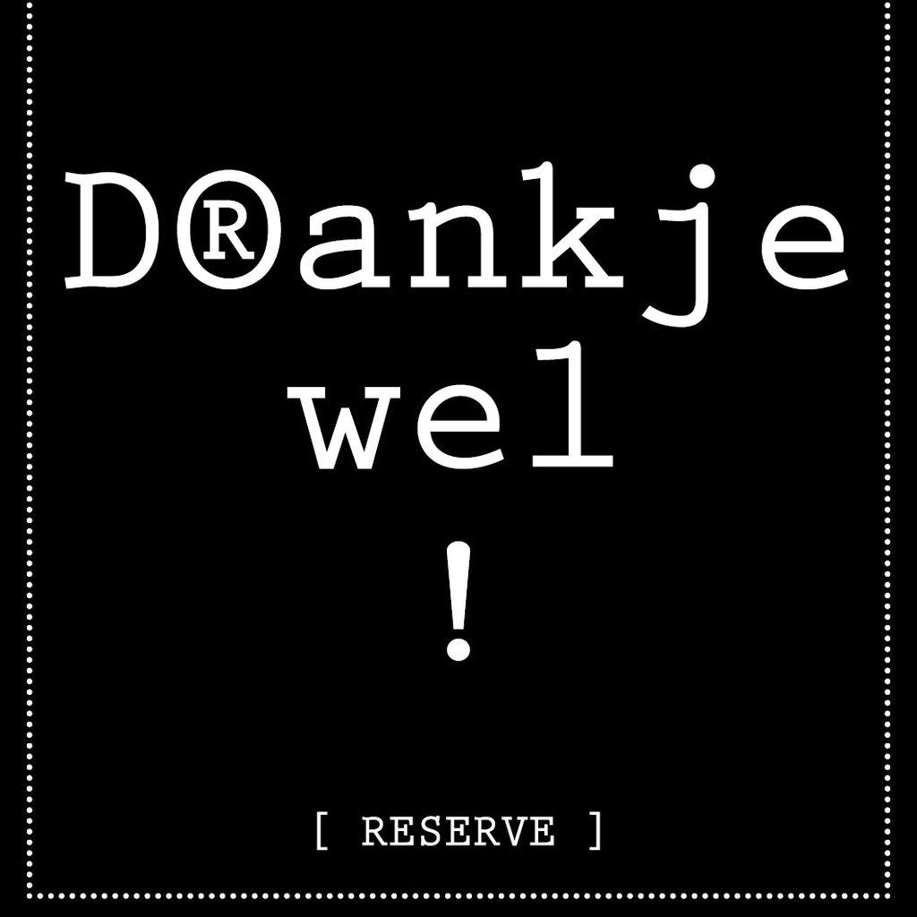 Flessenwerk Wijn - Drankjewel! - Reserve