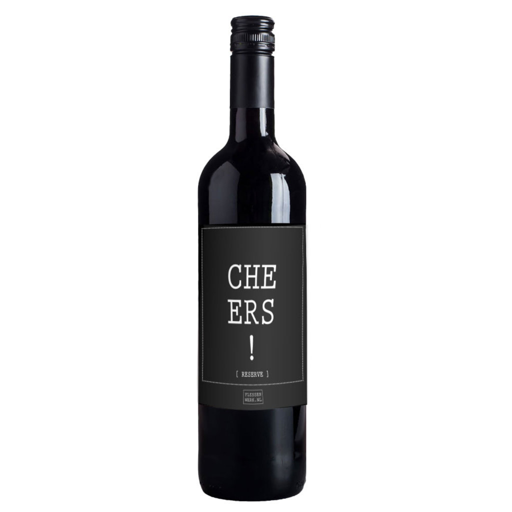Flessenwerk Wijn - Cheers - Reserve