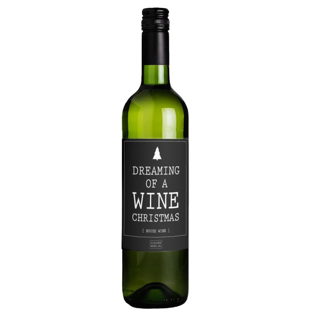 Flessenwerk Wijn - Wine Christmas! - Huiswijn