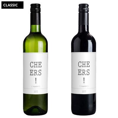 Flessenwerk Wijn - Cheers - Classic