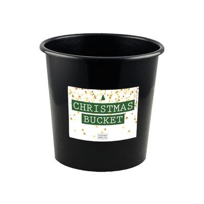 Flessenwerk Christmas bucket - groot (8 liter)