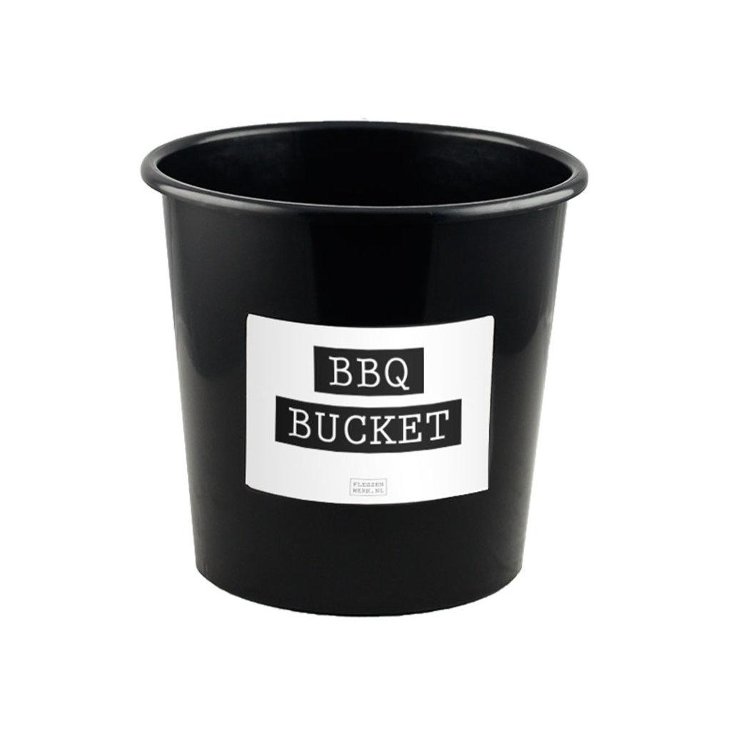 Flessenwerk BBQ-bucket - groot (8 liter)