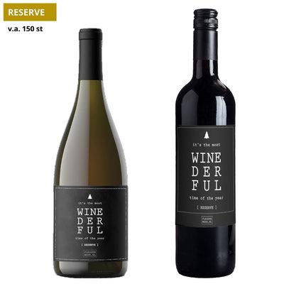 Flessenwerk Wijn - Winederful - Reserve