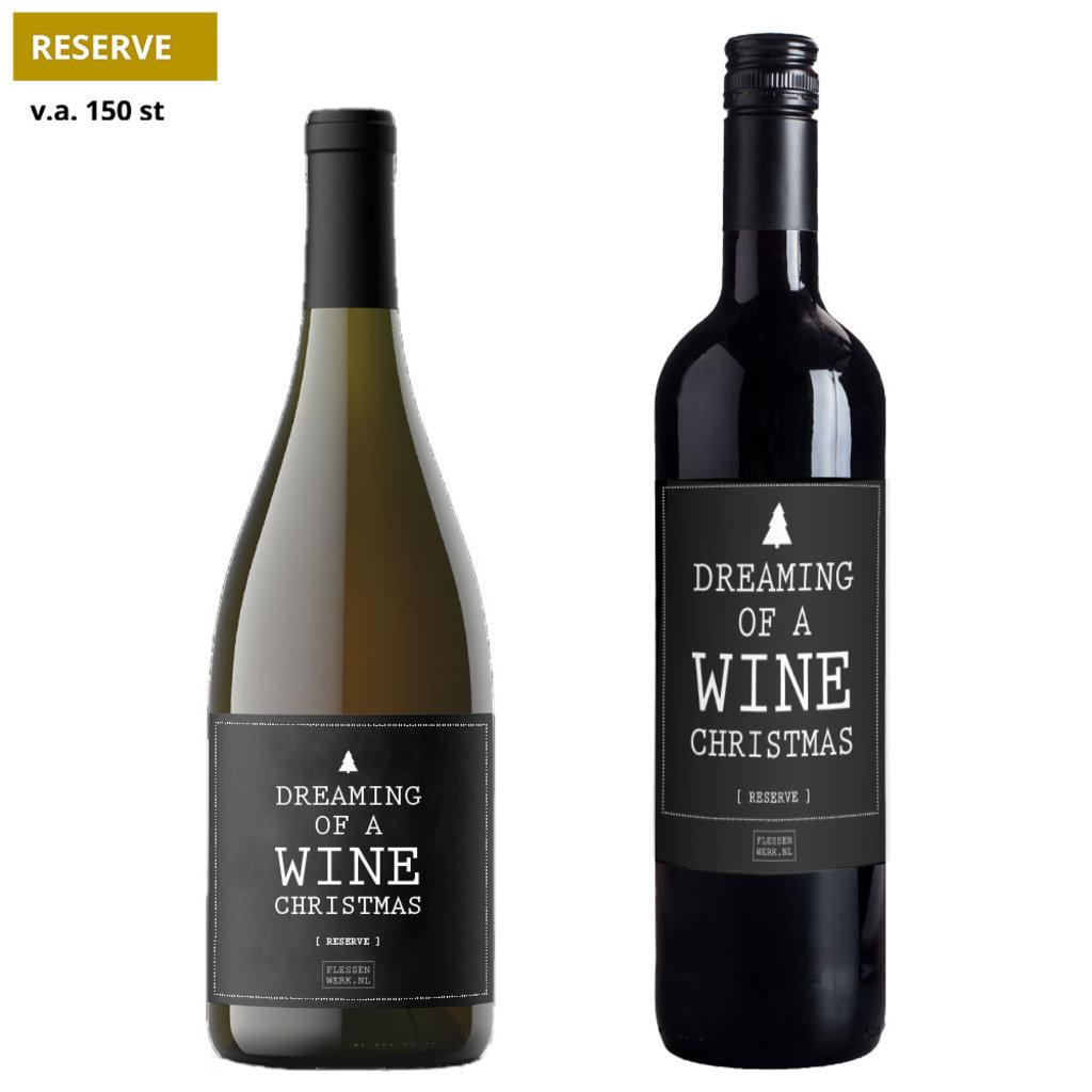 Flessenwerk Wijn - Wine Christmas - Reserve