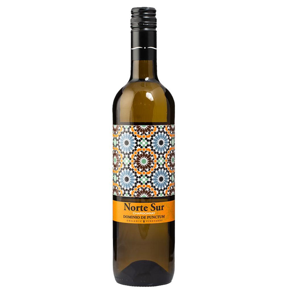 Dominio de Punctum Norte Sur - Chardonnay - Organic wine