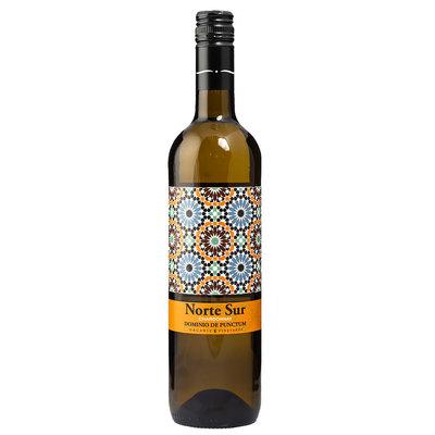 Domino de Punctum Norte Sur - Chardonnay - Biologische wijn