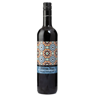 Dominio de Punctum Norte Sur - Tempranillo Cabernet Sauvignon - Organic wine