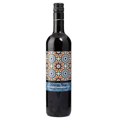 Domino de Punctum Norte Sur - Tempranillo Cabernet Sauvignon - Biologische wijn