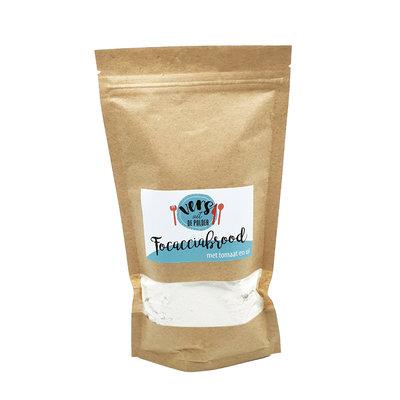 Vers uit de Polder Zak met broodmix - Focacciabrood