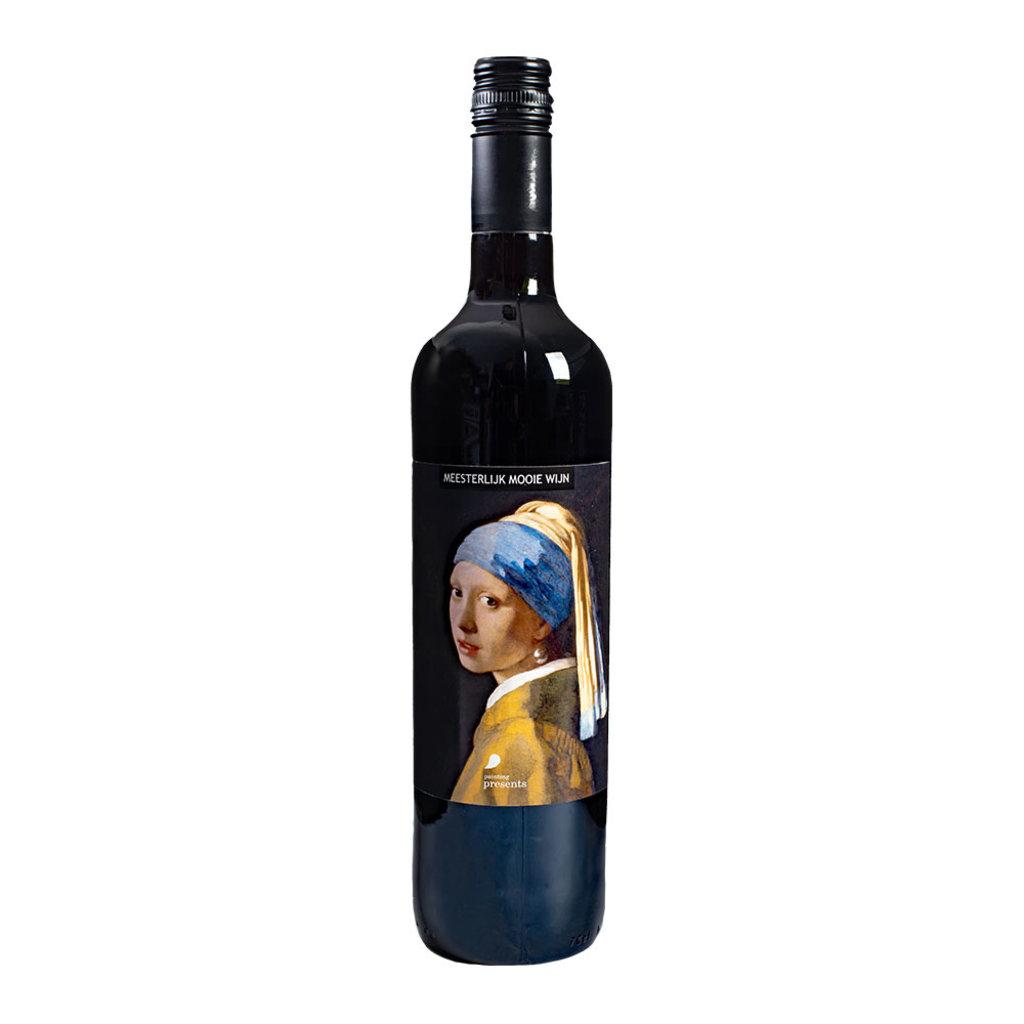 Painting Presents Meesterlijk mooie wijn - Cabernet Sauvignon