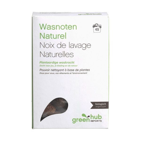 Green Hub Wasnoten naturel