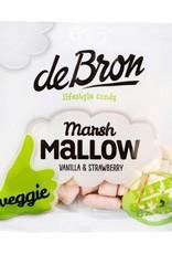 De Bron Marshmallows vanille aardbei