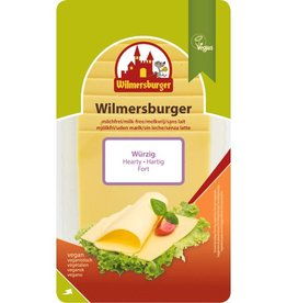Wilmersburger Plakjes vegan kaas - hartig