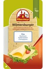 Wilmersburger Plakjes vegan kaas - champignon