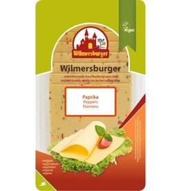 Wilmersburger Plakjes vegan kaas - paprika