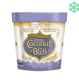 Coconut bliss Vanilla Island