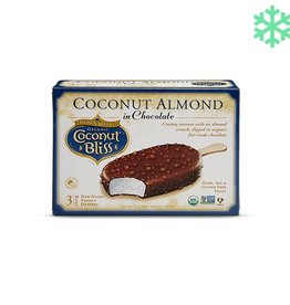 Coconut bliss Coconut Almond bars