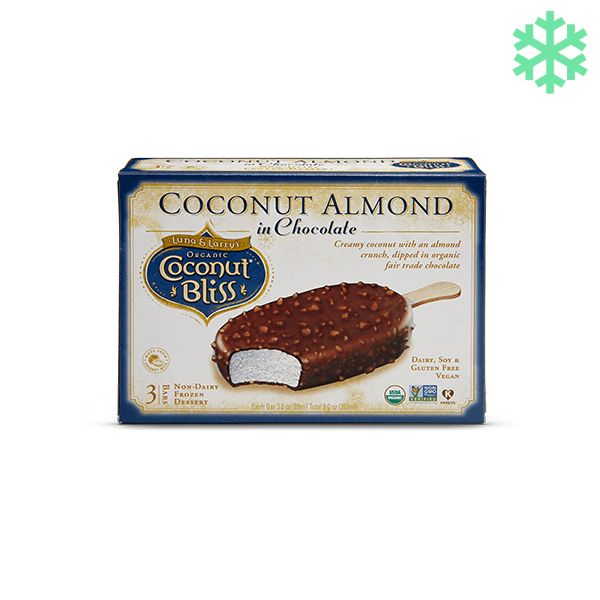 Coconut bliss Coconut Almond bars (alleen afhalen)