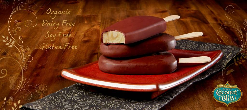 Coconut bliss Salted Caramel bars (alleen afhalen)