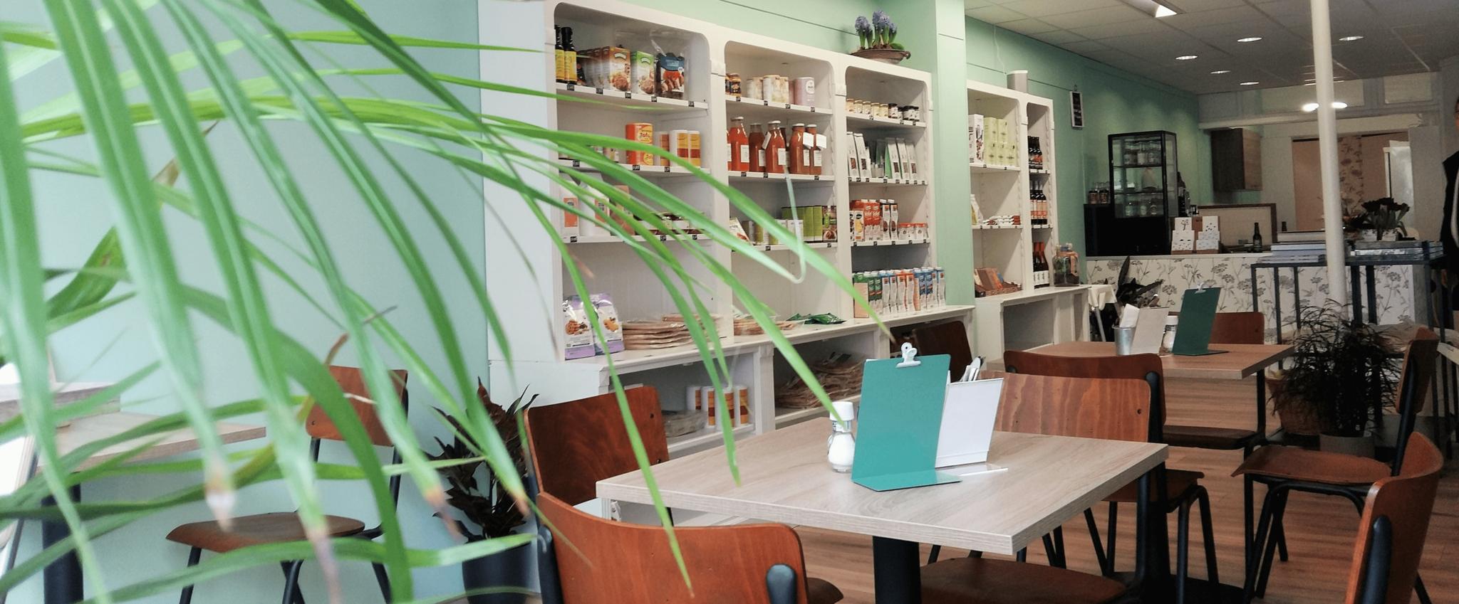 Vegan lunchroom vegan winkel Gouda Your Foodprint