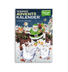 Vantastic Foods Adventskalender wit