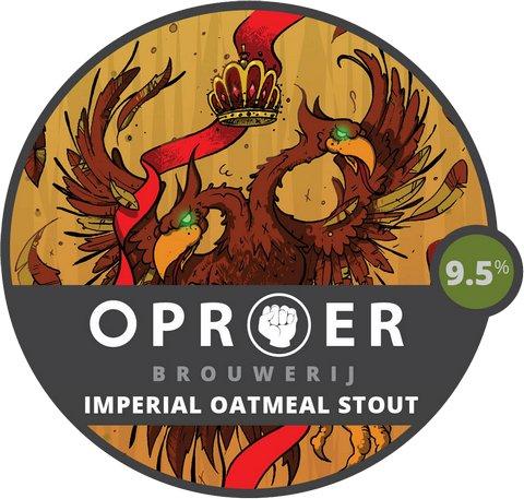 Oproer Imperial Oatmeal Stout