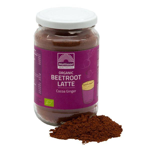 Mattisson Beetroot Latte
