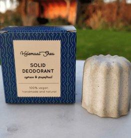 Helemaal Shea Solid deodorant - Cypres & Grapefruit