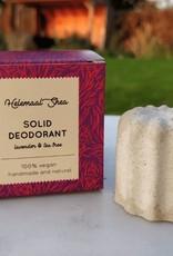 Helemaal Shea Solid deodorant - Lavendel & Tea tree