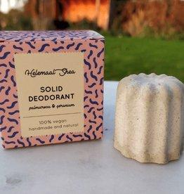 Helemaal Shea Solid deodorant - Palmarosa & Geranium