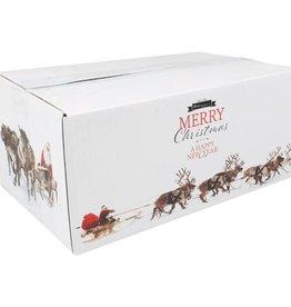 Vegan kerstpakket wit