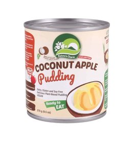 Nature's Charm Coconut apple pudding