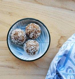 Salted dadel bliss balls 6 stuks