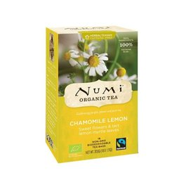 Numi Chamomile lemon thee