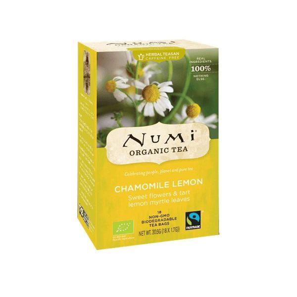 Numi Chamomile lemon thee