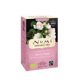 Numi White rose thee
