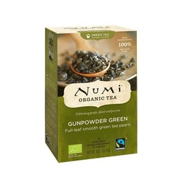 Numi Gunpowder green thee