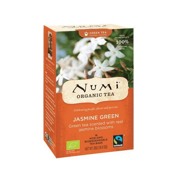 Numi Jasmine green thee